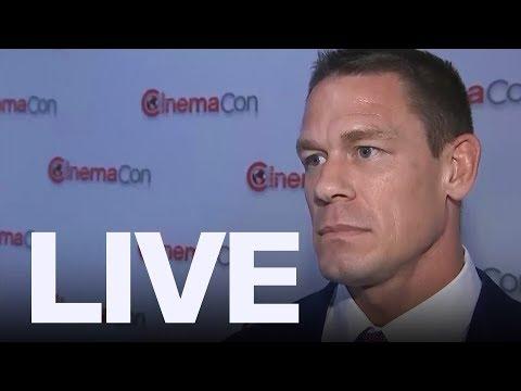 John Cena Talks Nikki Bella Split | ET Canada LIVE