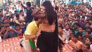 आजमगढ़ स्कूल उदघाटन समाहरो मे # Arvind Akela Kallu Nizamabad Azamgarh Program Show