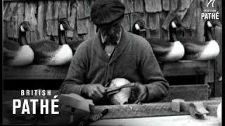 Making Decoy Ducks (1927)