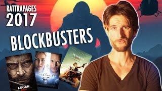 RATTRAPAGES 2017 - Blockbusters (Logan, Kong...)