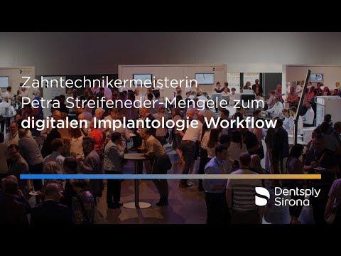 Der Digitale Implantologie Workflow: Zahntechnikermeisterin Petra Streifeneder-Mengele