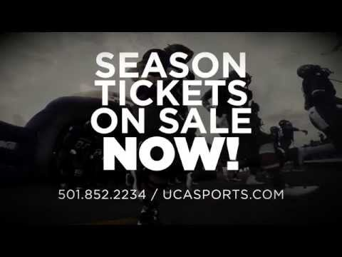 Football: Season Tickets On Sale NOW