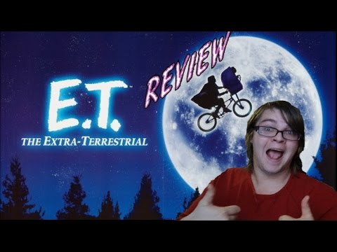 E.T. The Extra Terrestrial (1982) - BIGJACKFILMS REVIEW