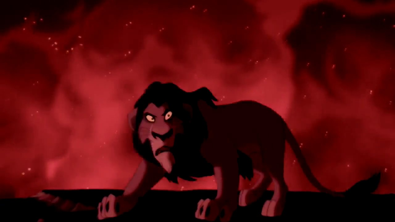 Король лев Зира и Шрам - Маньяк прикол - YouTube