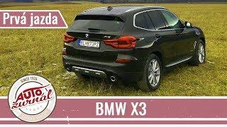 BMW X3 3.0 d: Revolúcia pod povrchom