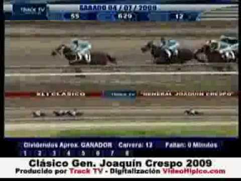 Clasico General Juaquin Crespo 2009