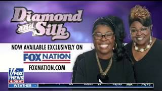 Fox & Friends:  Diamond & Silk on Beto O'Rourke and Their New Show