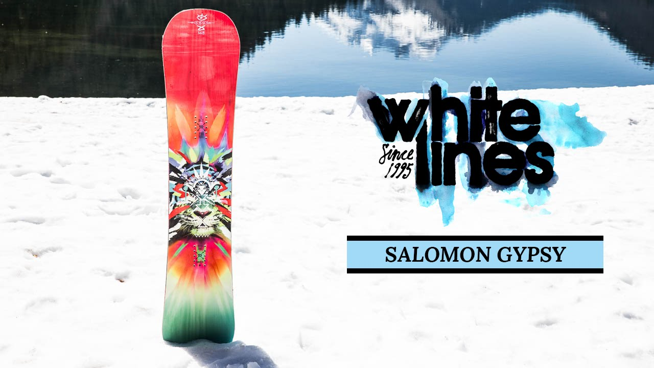 13bbde937059 Salomon Gypsy 2015-2016 Snowboard Review - YouTube