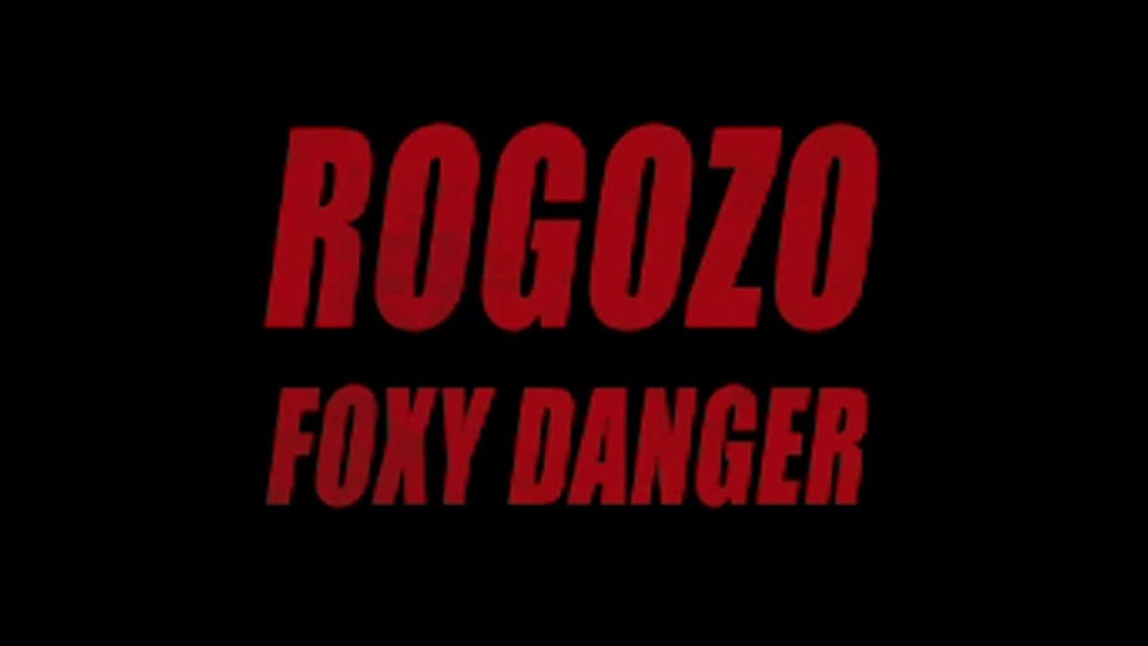 Rogozo - Foxy Danger