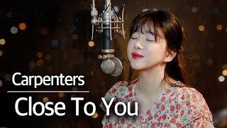 Close to you - Carpenters cover | Bubble Dia
