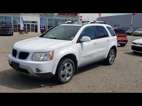 2009 Pontiac Torrent Walk Around Review