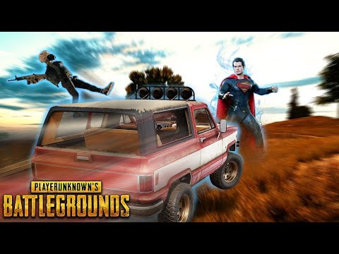 Man Of Steel in PUBG ??!  Best PUBG Moments and Funny Highlights - Ep. 253
