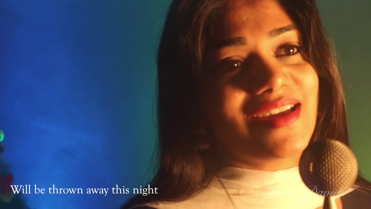 New Telugu Christmas Song | Madhya Ratri | Divya David songs