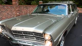 1967 Ford Town & Country Wagon for sale Old Town Automobile in Maryland