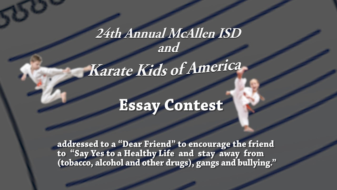 kids in print essay contest The pbs kids writers contest is produced by pbs and is based on the reading rainbow® young writers and illustrators contest, a concept developed by wned.