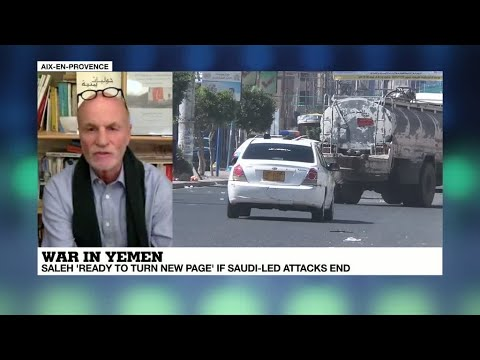 """Yemen: """"Ali Abdullah Saleh has started his seventh war against the Houthis"""""""
