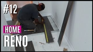 JOURNEY TO HOME #12 | BASEMENT RENOVATIONS