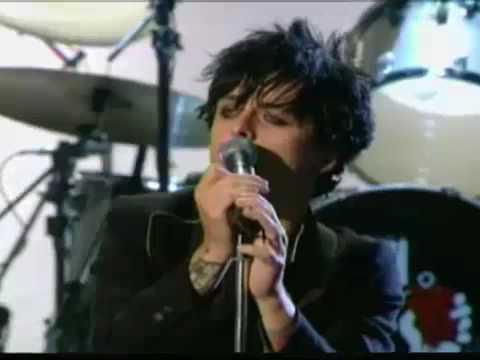 Green Day - Boulevard Of Broken Dreams (LIVE in Miami)