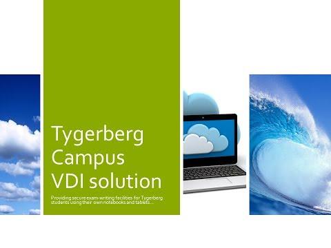 Stellenbosch University - Tygerberg Campus BYOD project