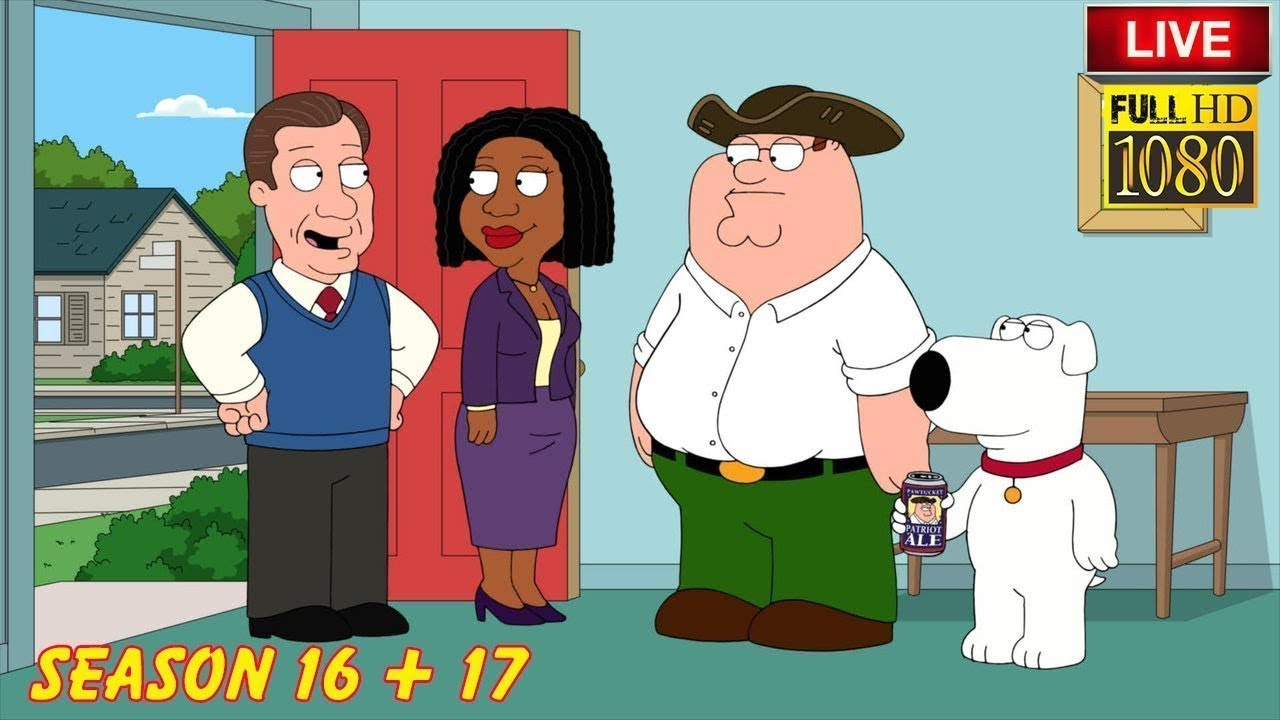 Family Guy Full Episodes HD - Family Guy Live Stream 24/7