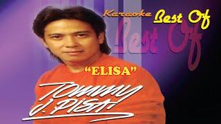 Tommy J Pisa - Elisa (Karaoke)