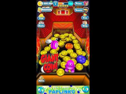 Coin Dozer Gameplay by Raynne