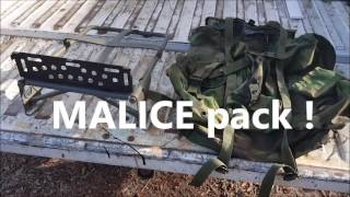 let's build a MALICE pack! part 1: Frame Mods