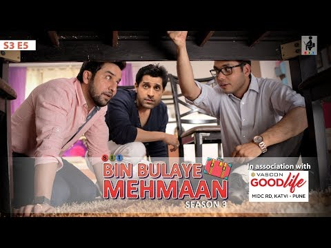 SIT | BIN BULAYE MEHMAAN | S3E5 | Web Series | Manasi Parekh | Pooja Gor | Pracheen Chauhan | Purru