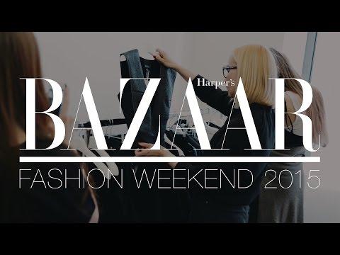 Harper's Bazaar Ukraine, Fashion Weekend 2015