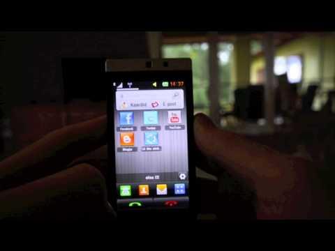 LG GD880 Tutvustus