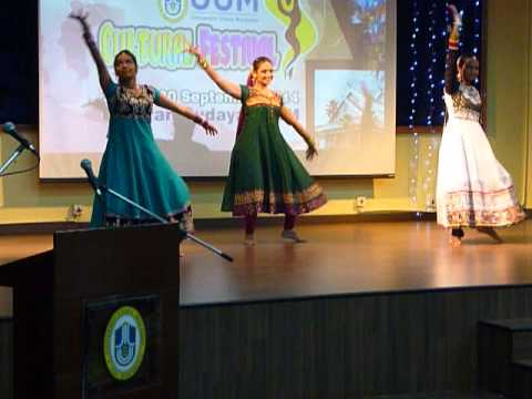 Indian dance performance (uum)