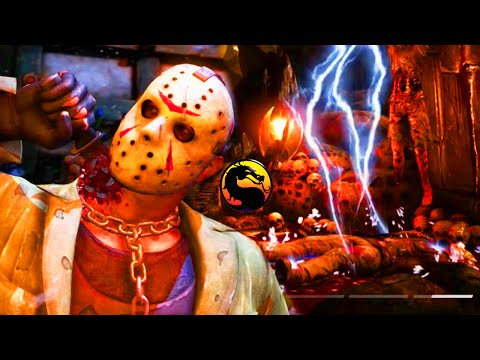 """THE BEST MATCH IN MKX HISTORY! - Mortal Kombat X """"Jason Voorhees"""" Gameplay (MKXL Ranked) 