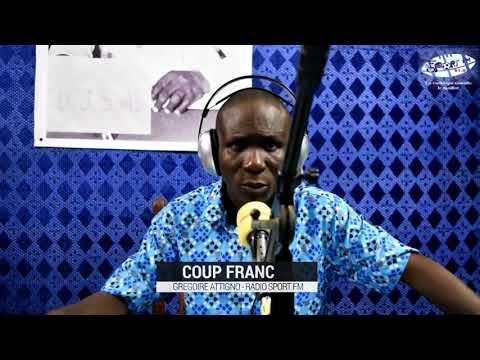 SPORTFM TV - COUP FRANC DU 31 MAI 2018 PRESENTE PAR GREGOIRE ATTIGNO