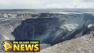 Hawaii Volcano Update - Summit Collapse Perspectives (Sept. 12, 2018)