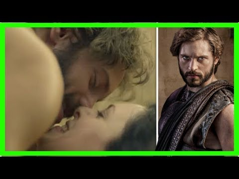 Troy: Fall Of A City viewers stunned by raunchy  scene just FIVE MINUTES in