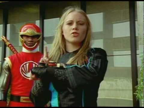 My Top 10 Female Power Rangers
