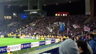 Eintracht Frankfurt - Fans reaching Climax of pleasure - watch till the end