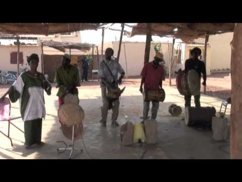 Didadee Love Chants: Mali West African Drumming Songs and Dance