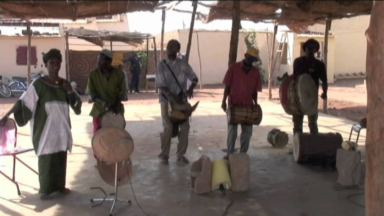 Didadee Love Chants Mali West African Drumming Songs And