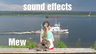 Animals sound effects for children