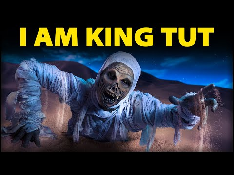 I Am King Tut (Pharaoh Tutankhamun)