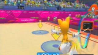 Mario and Sonic at the London 2012 Olympic Games: Rhythmic Ribbon Radetzky March