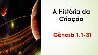 Exposição de Gênesis 1 Rev. Marcello Gomes