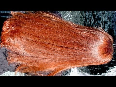Hair Dye For Long Hair Growth How To Make Henna Paste For ...