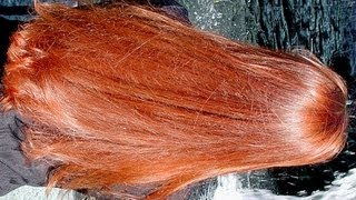 How To Make Henna Paste For Henna Hair Dye, Grow Healthy ,Long Hair | SuperPrincessjo