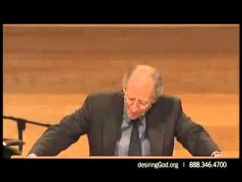 John Piper - The knowledge of good and evil