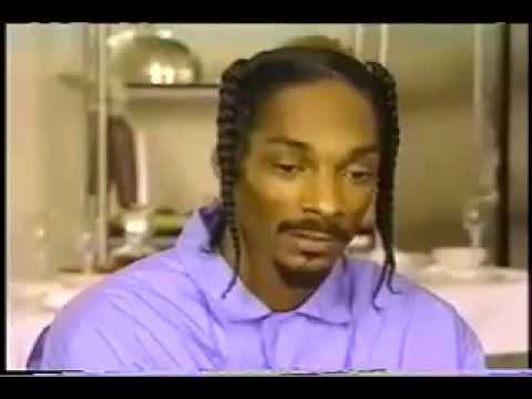 Amanda de Cadenet Interviews Snoop Dogg for 'Russell Simmons' One World Music Beat'