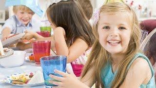 Проведение детских праздников: детский день рождения в SmartFox