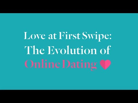 Love At First Swipe: The Evolution Of Online Dating