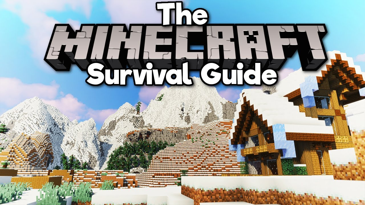 Answering 10 Questions About Minecraft! ▫ The Minecraft Survival Guide  [Part 10]